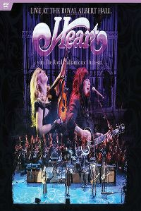 Cover Heart with The Royal Philharmonic Orchestra - Live At The Royal Albert Hall [DVD]